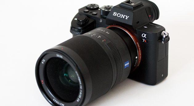 Sony a7RII – az ISO bajnok