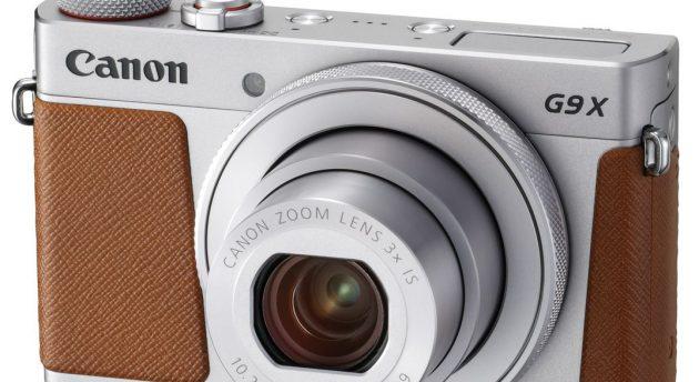 Az igényes emberekre hangolva: Canon PowerShot G9 X Mark II – TESZT