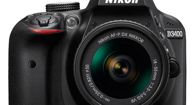 A kezdő fotós álma: Nikon D3400