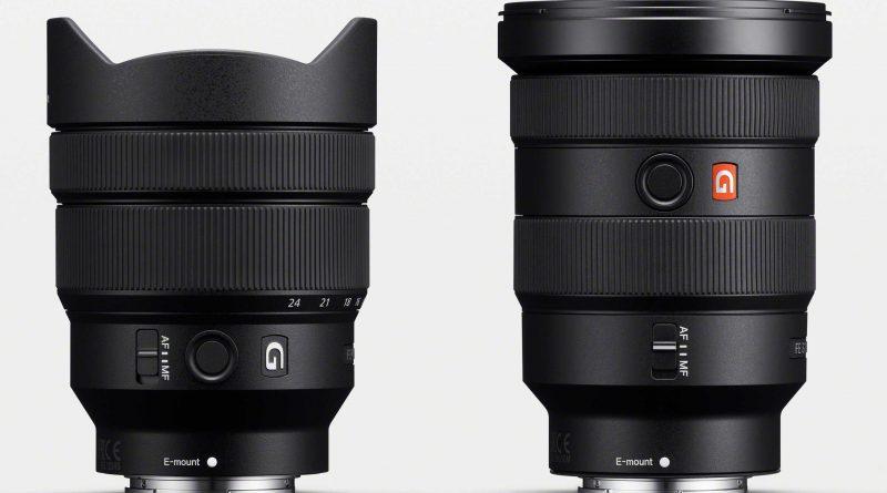 Full frame-re való objektíveket mutatott be a Sony