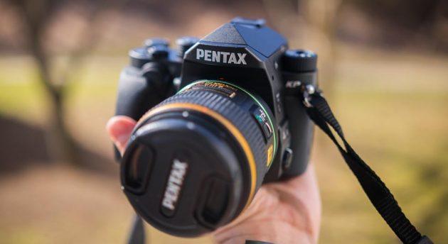 Rövid teszt: Pentax KP + minta képek